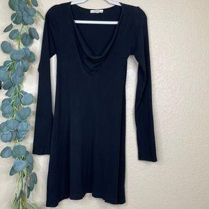 Prairie Underground V Neck Organic Cotton Dress